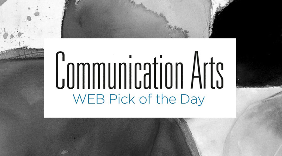 Goltz Group Selected as Communication Arts Webpick